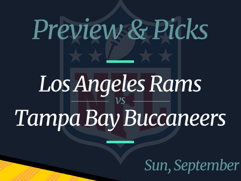 NFL Week 3: Buccaneers vs Rams, Time, Odds and Where to Watch